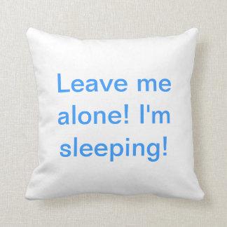 almohada soñolienta