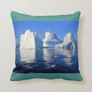 Almohada titánica del iceberg