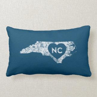 Almohada usada del Lumbar del estado de Carolina