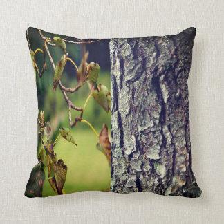 Almohada verde seca
