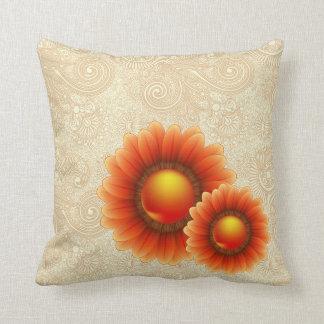 Almohadas de la decoración 24 de la flor