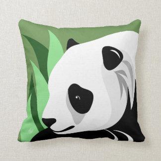 Almohadas de la panda gigante