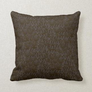Almohadas Decoración-Suaves simuladas ante
