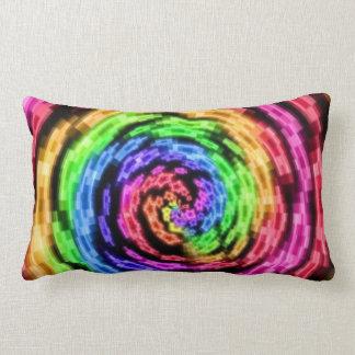 Almohadas del vórtice de la estrella del arco iris