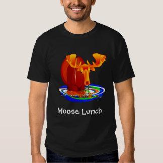 Almuerzo de los alces camisas