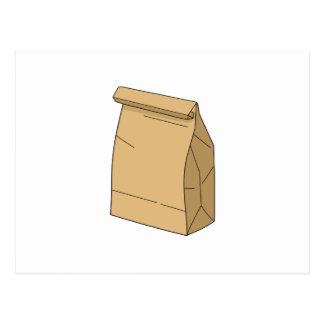 Almuerzo de saco postal