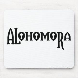 Alohomora Alfombrilla De Ratón