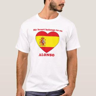 Alonso Camiseta