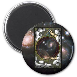 Alquimia cósmica - imán #2