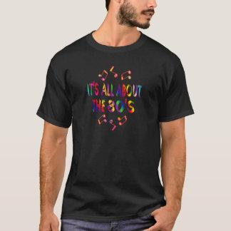 Alrededor los años 80 camiseta