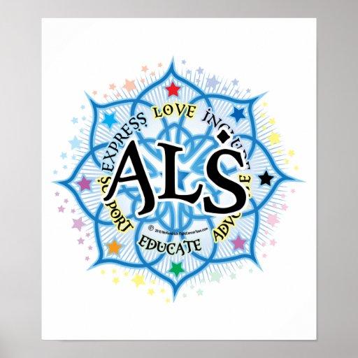 ALS Lotus Poster