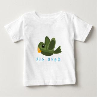 Alta camiseta de los niños de la mosca