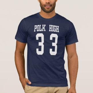 Alta camiseta de Polk