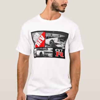 Alta camiseta de Rev Classic GTR