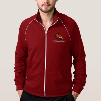 Alta chaqueta de chándal de Fortmount