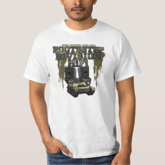 Alta fidelidad de la división de Rootsstep Camiseta