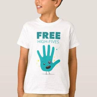 Alta-Fives camiseta LIBRE