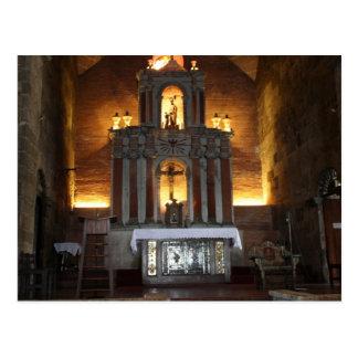 Altar de San José, ciudad de Las Piñas Postal