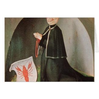 Altarpiece de Matías Grünewald- Heller (detalle) Tarjetas
