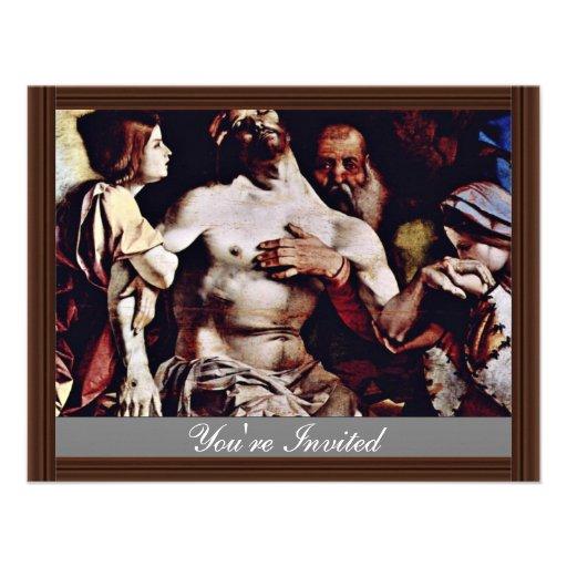 Altarpolyptychon de Recanati que corona la boa pri Anuncios