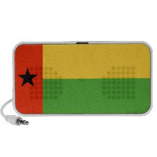 Altavoces de la bandera de Guinea-Bissau