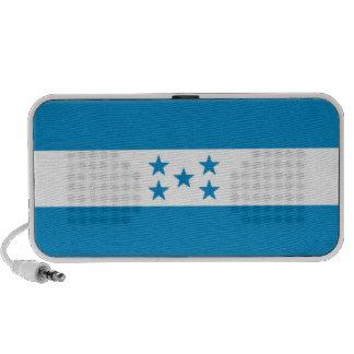 Altavoces de la bandera de Honduras