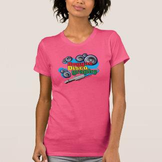Altavoces de la burbuja de ReggaeDiscography Camiseta