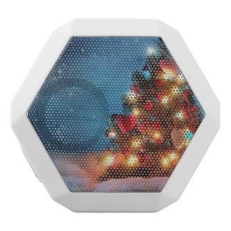 Altavoz Blanco Con Bluetooth Árbol de navidad - decoraciones del navidad -