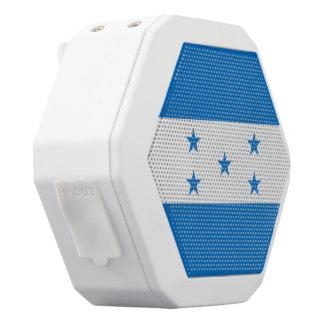 Altavoz Blanco Con Bluetooth Bandera de Honduras