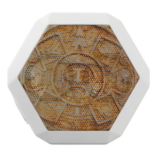 Altavoz Blanco Con Bluetooth Calendario maya de dios