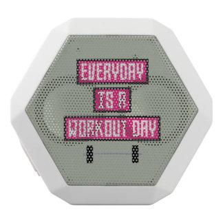 Altavoz Blanco Con Bluetooth Día diario Z52c3 del entrenamiento