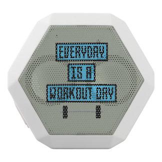 Altavoz Blanco Con Bluetooth Día diario Z852m del entrenamiento