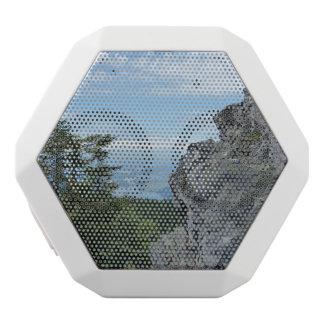 Altavoz Blanco Con Bluetooth Garganta de Columbia/altavoz de la montaña del