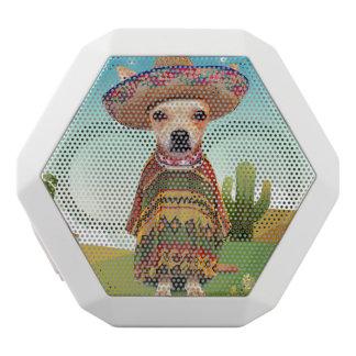 Altavoz Blanco Con Bluetooth mexicano 000