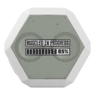 Altavoz Blanco Con Bluetooth Músculos en el entrenamiento Z1k6x de los progess