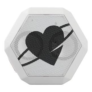 Altavoz Blanco Con Bluetooth Teoría del corazón básica