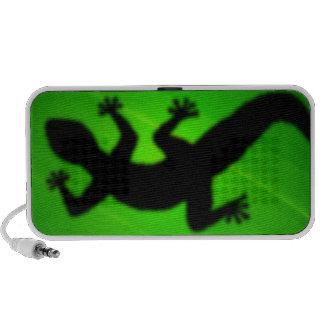 Altavoz del Gecko