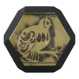 Altavoz Negro Con Bluetooth Aves encaramadas