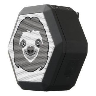 Altavoz Negro Con Bluetooth Cara de la pereza