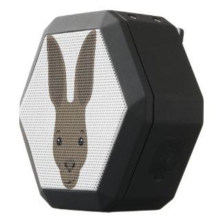 Altavoz Negro Con Bluetooth Cara del canguro