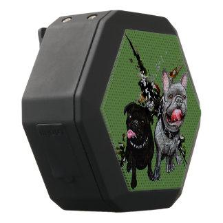 Altavoz Negro Con Bluetooth David Pucher especie
