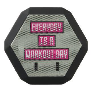 Altavoz Negro Con Bluetooth Día diario Z52c3 del entrenamiento