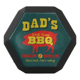 Altavoz Negro Con Bluetooth El cocinar del papá