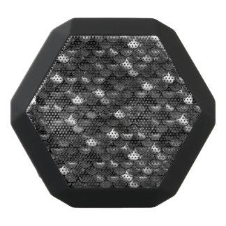 Altavoz Negro Con Bluetooth Escalas blancos y negros de Falln