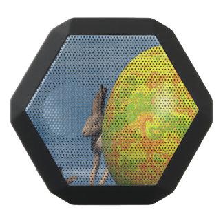Altavoz Negro Con Bluetooth Huevo de Pascua - 3D rinden