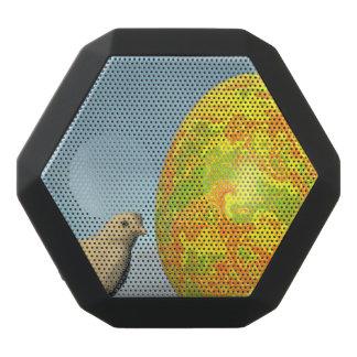 Altavoz Negro Con Bluetooth Huevo y polluelos de Pascua - 3D rinden
