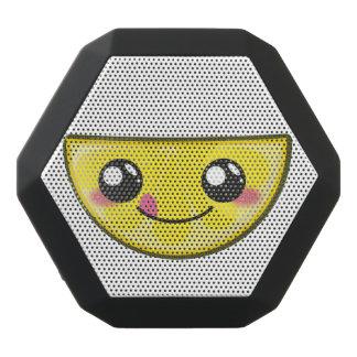 Altavoz Negro Con Bluetooth Kawaii, diversión y limón divertido