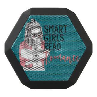 Altavoz Negro Con Bluetooth Los chicas elegantes leyeron el Bot romántico Rex