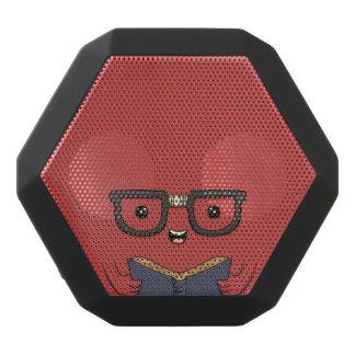 Altavoz Negro Con Bluetooth Monstruo estudioso divertido