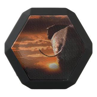 Altavoz Negro Con Bluetooth Puesta del sol con el elefante